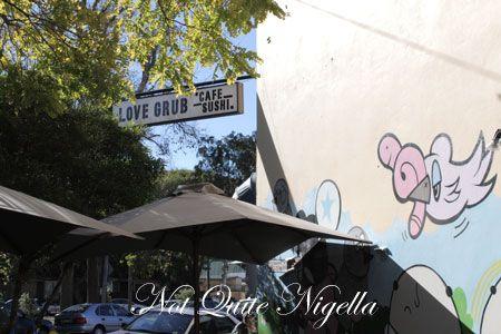 love grub, alexandria, review, sign