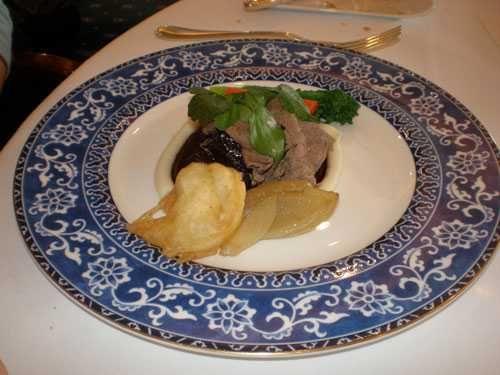 Iron Chef Sakai Beef Burgundy