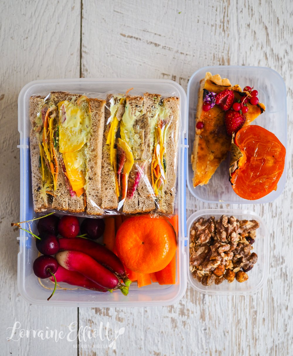 Healthy Easy Lunchbox Ideas