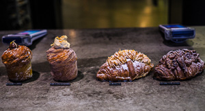 To The Lune and Back: Lune Croissanterie