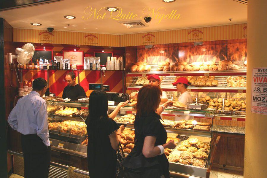 Lüneburger German Bakery, Queen Victoria Building