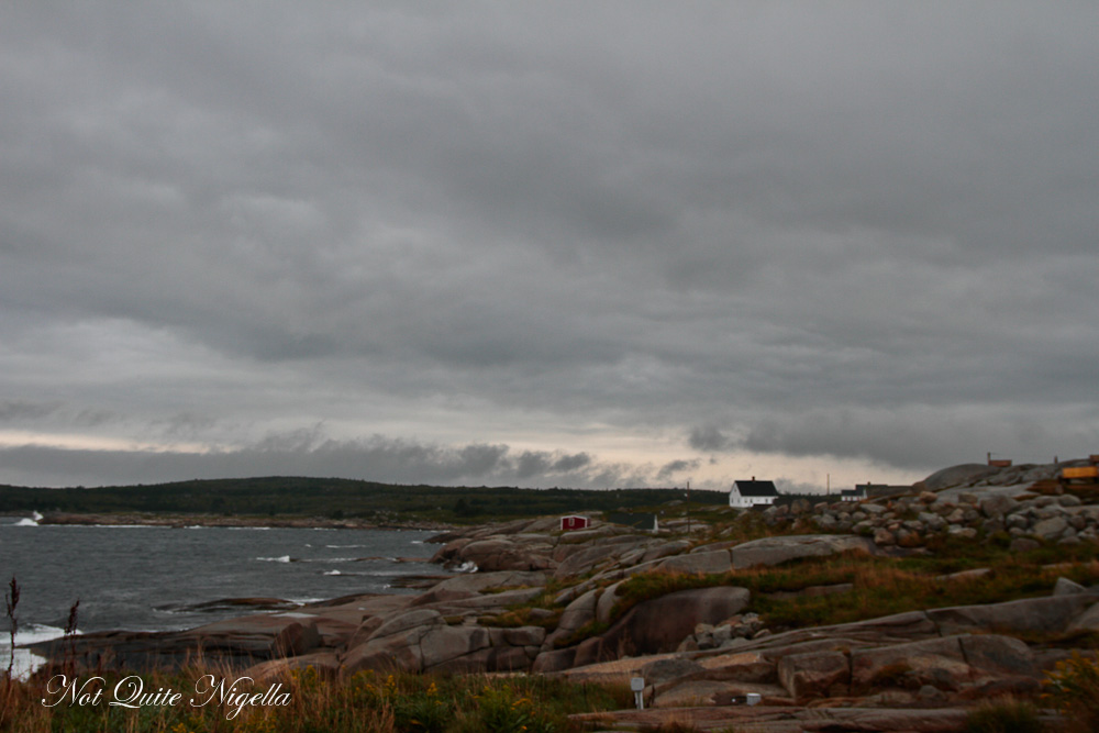 Lunenburg Peggys Cove