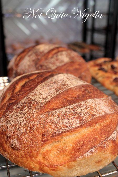 luxe, newtown, bakery, bread