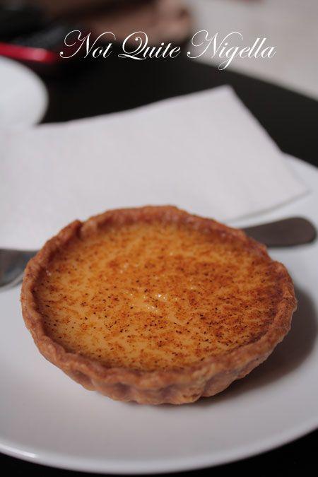 luxe, newtown, bakery, custard tart