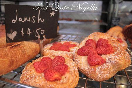 luxe, newtown, bakery, danish