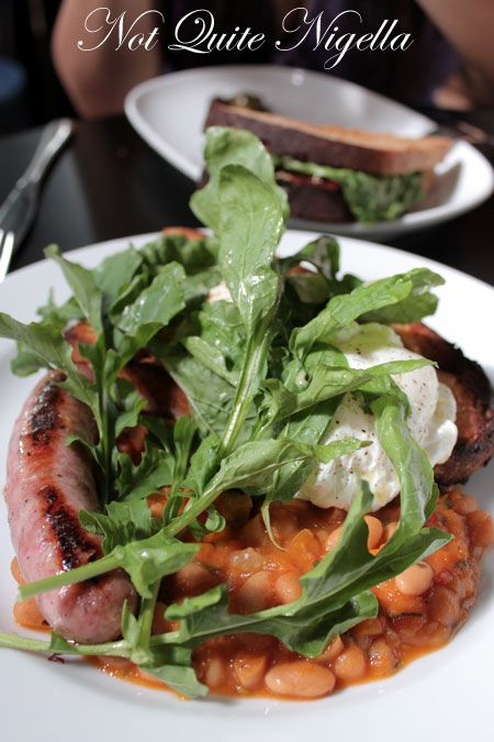 luxe, newtown, bakery, poached eggs
