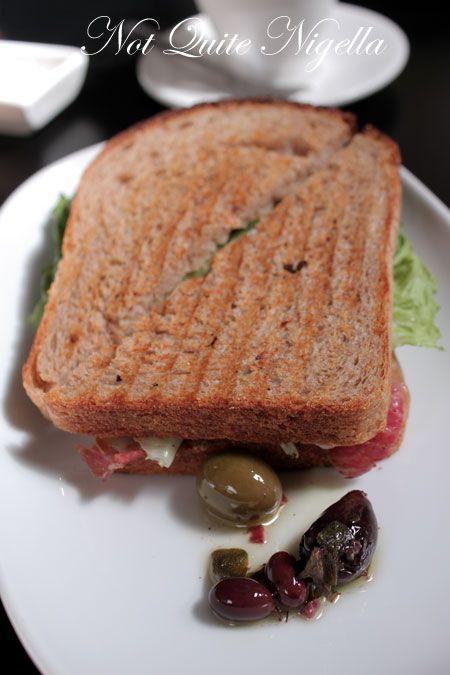 luxe, newtown, bakery, shulz sandwich