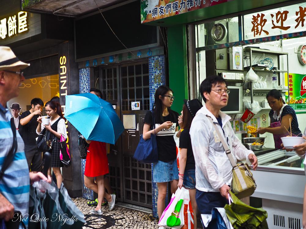 Macau's Best Food