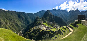 The Magnificence of Machu Picchu