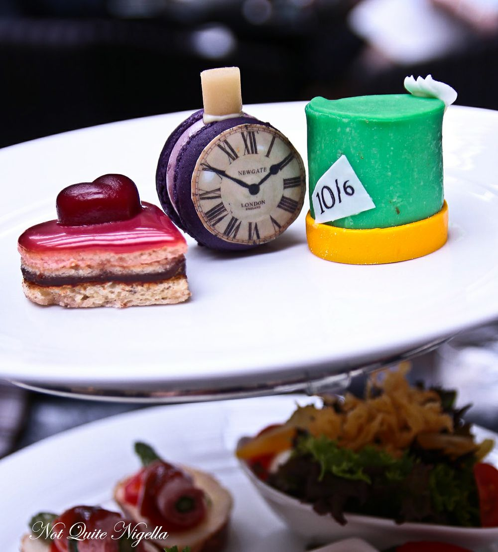 Mad Hatter's Afternoon Tea, The Westin