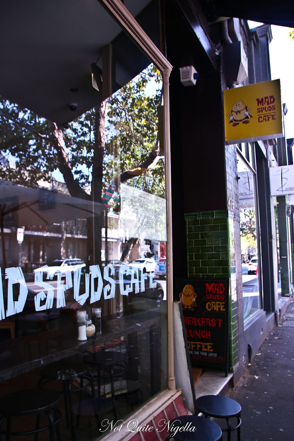 Mad Spuds, Surry Hills