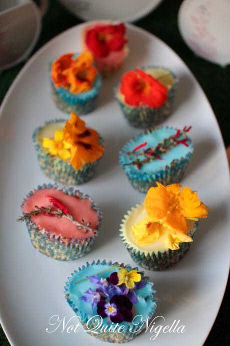 flower friands