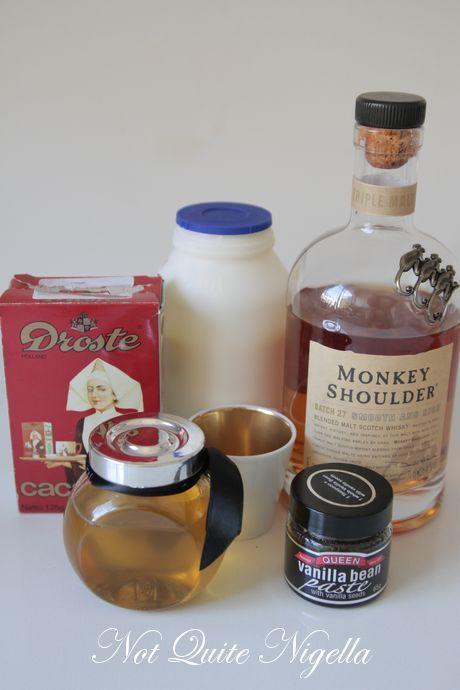 baileys liqueur recipe