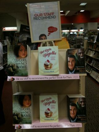 dymocks staff pick