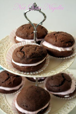 Making Whoopie Pies