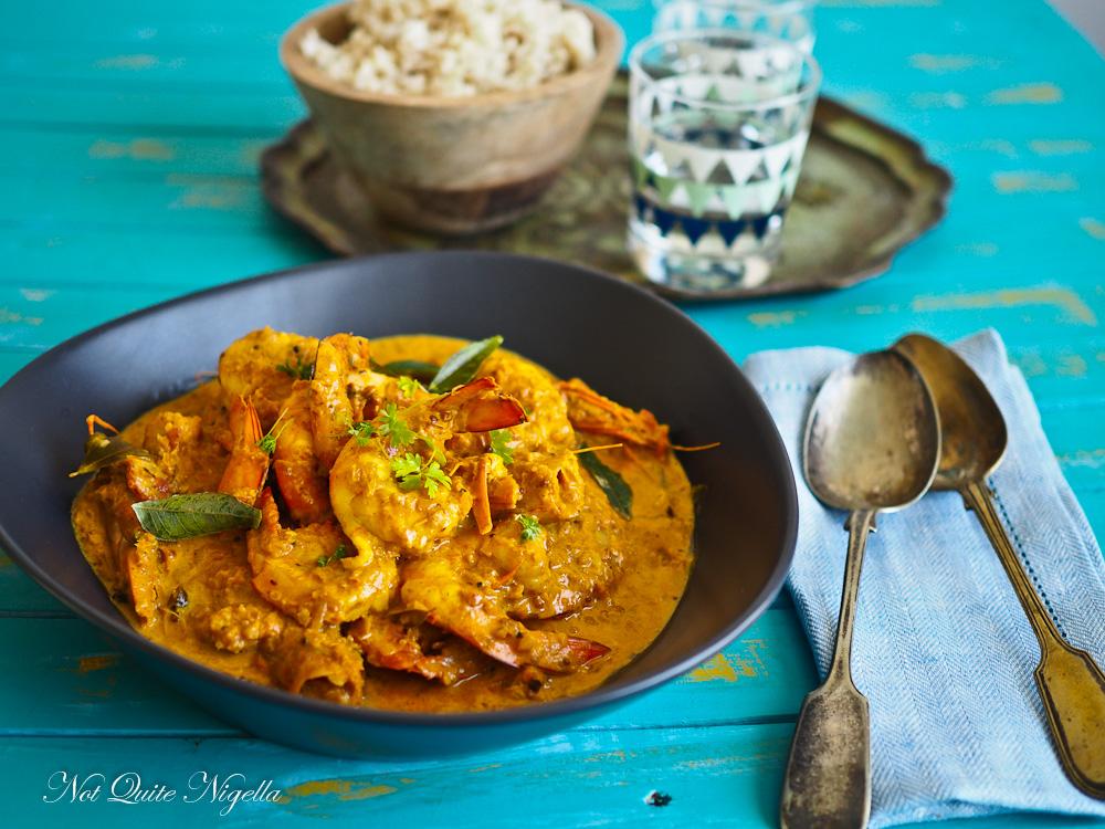 Malabar Prawn Curry