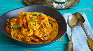 Marvellous Malabar Prawn Curry