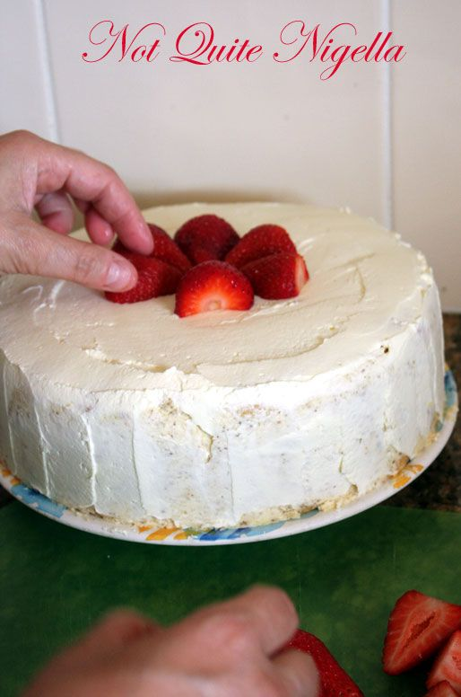 Malakoff Torte-the Baer family recipe