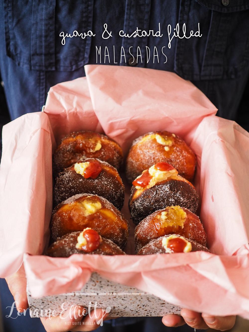 Leonard's Bakery Malasada Donuts