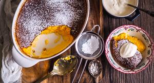 Sweet Talker: Mandarin Delicious {Gluten Free}