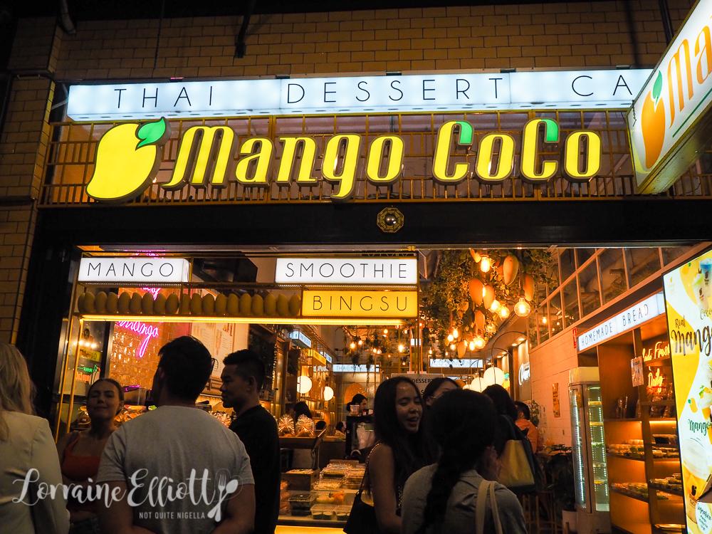 Mango Coco, Sydney