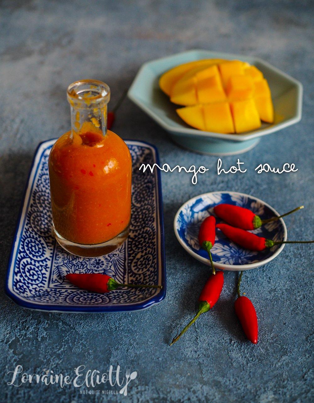 Mango Hot Sauce