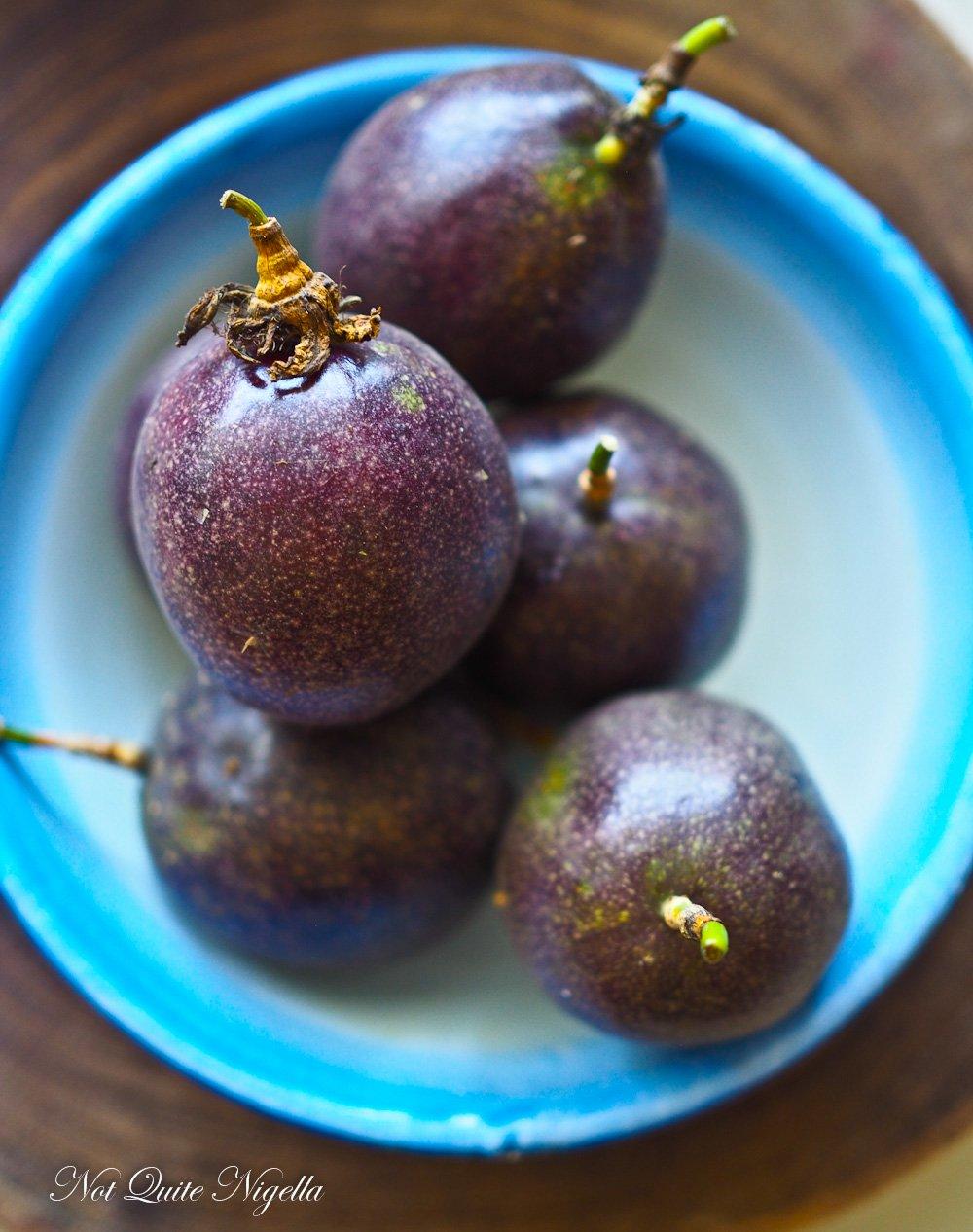 Mango Passionfruit Curd