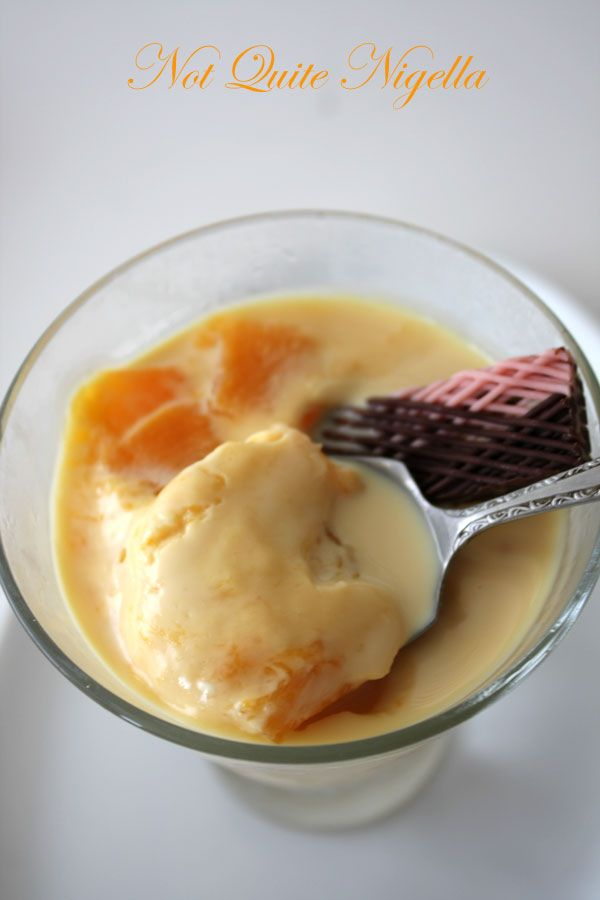 Mango Pudding-just like at Yum Cha