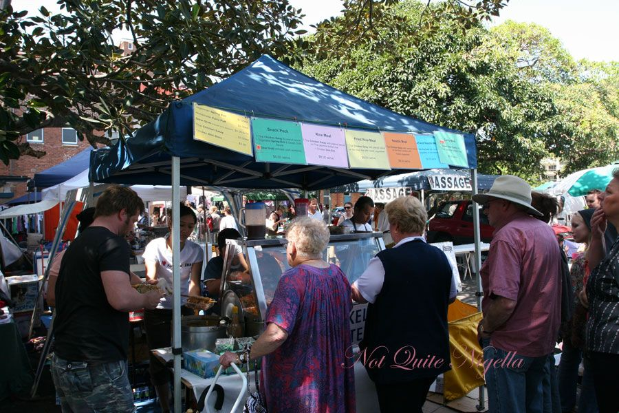 Manly Village Public School Markets