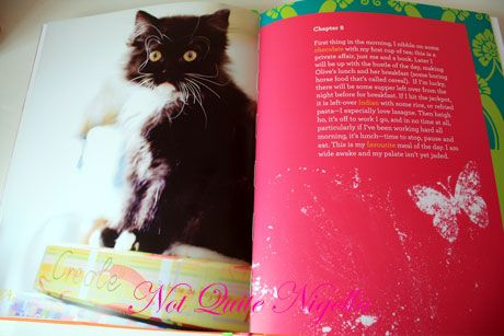 manna from heaven cookbook cat