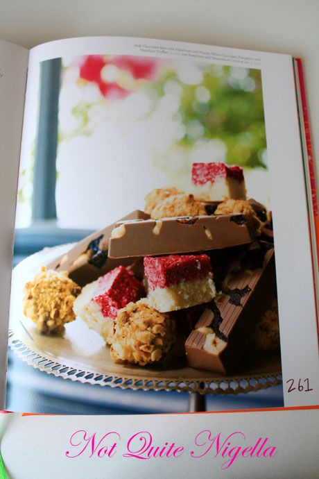 manna from heaven cookbook chocolate bars