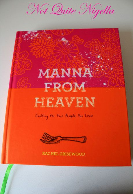 manna from heaven cookbook cover