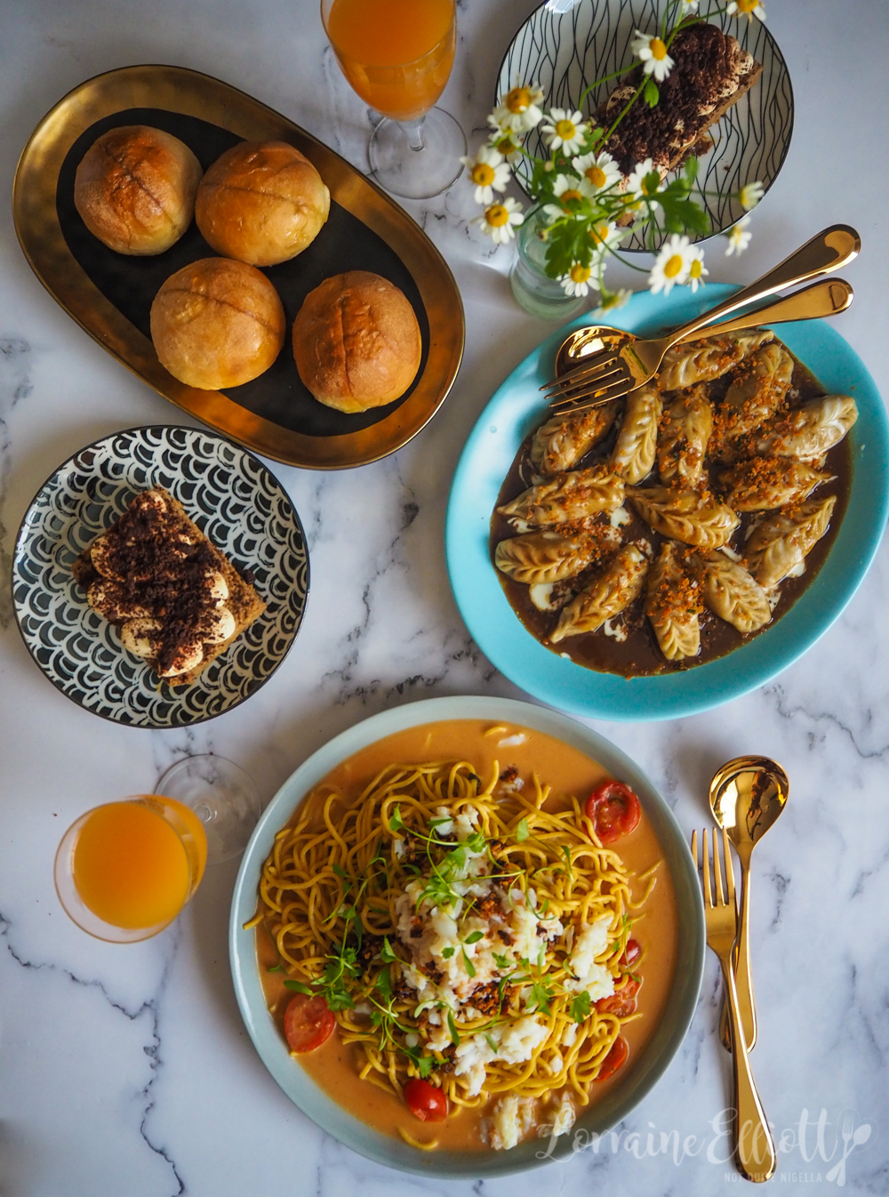 Mannaggia a Trois Cook at Home Kits