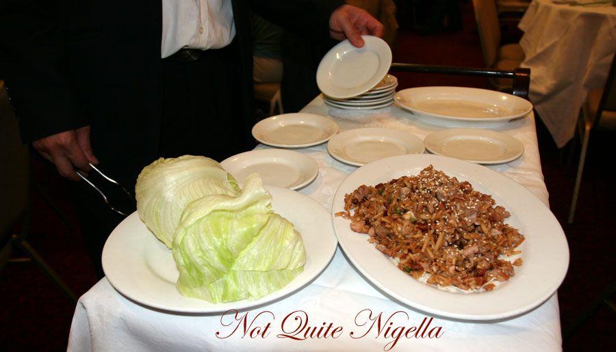Marigold Regal Chinese restaurant, Haymarket Chinatown Peking Duck