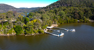 Marramarra Lodge, Fisherman's Point, Berowra Waters