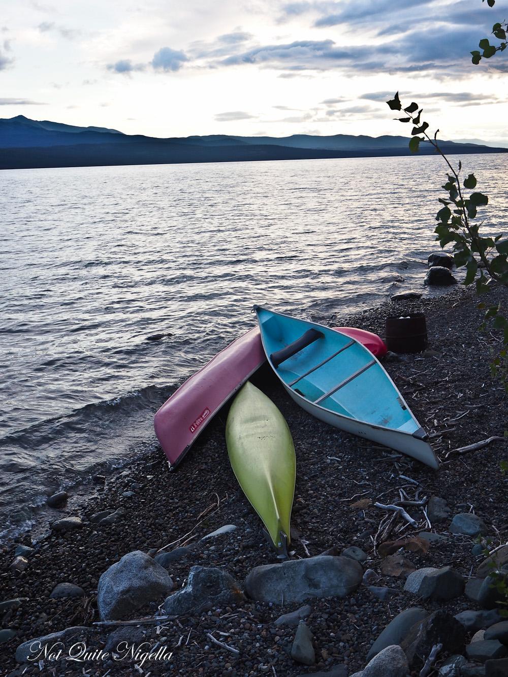 Marsh Lake Carcross