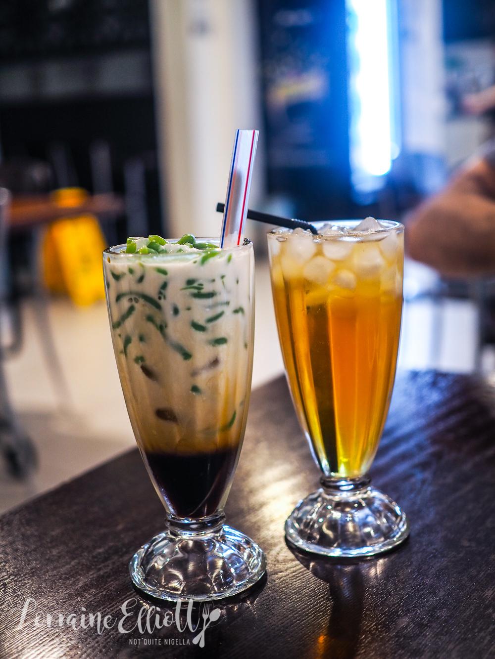 Martabak Cafe, Ultimo