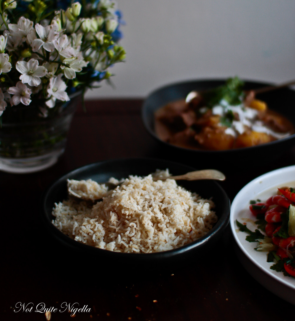 Massaman Beef Curry Pomelo Salad