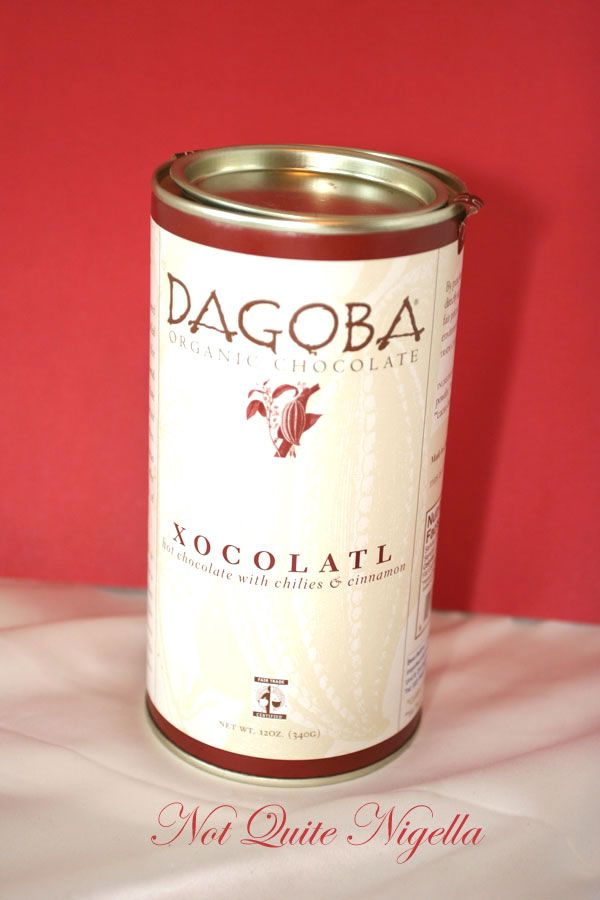 Dagoba chili cinnamon powder