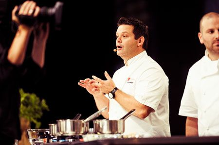 A Foodies Poll & Enter To Win 1 of 5 VIP Double Passes to Masterchef Live Worth $170!