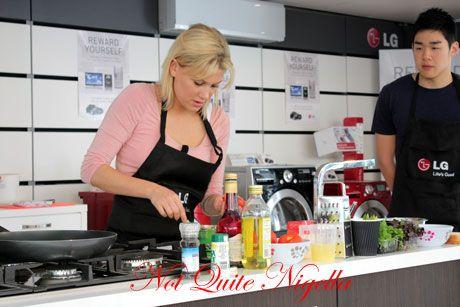 justine LG kitchen 2