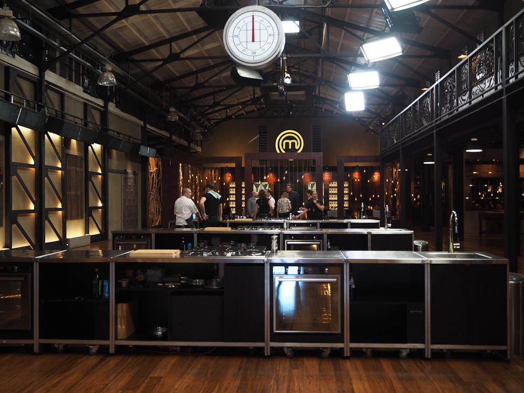 Uncategorized Masterchef Kitchen Design masterchef australia behind the scenes not quite nigella