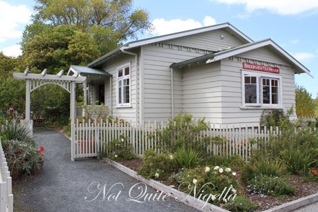 brookview tea house, matakana