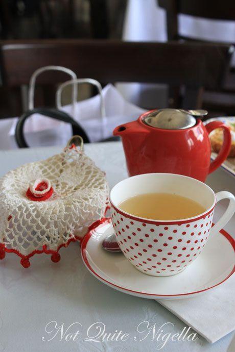 brookview tea house, matakana, tea
