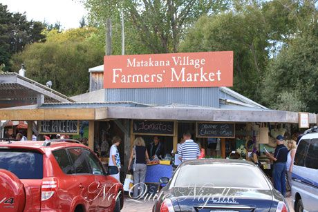 matakana farmers market, new zealand