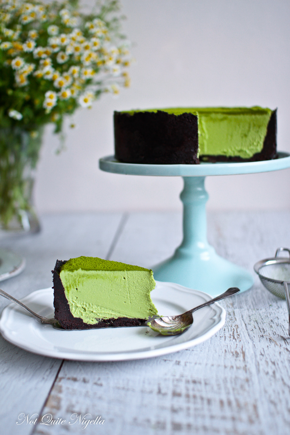 Best Matcha Cheesecake