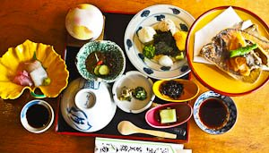 The Delicate Beauty of Matsue's Food