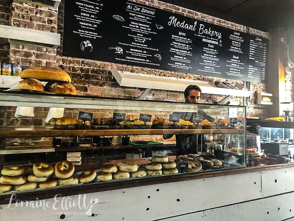 Medani Bakery, Bondi Beach