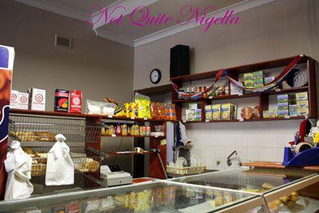 food tour la paula counter