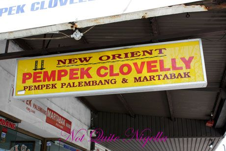 food tour pempek sign
